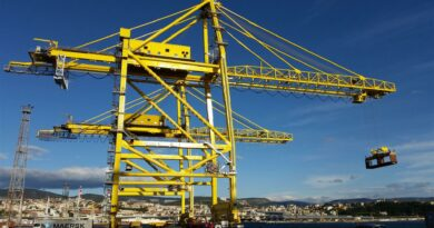 At a CAGR of 4.1%, Ship-to-Shore Cranes Market is estimated to account for US$ 4.32 Bn globally by end of 2027, Says Coherent Market Insights (CMI)